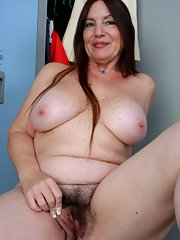 Hairy Matures Galleries